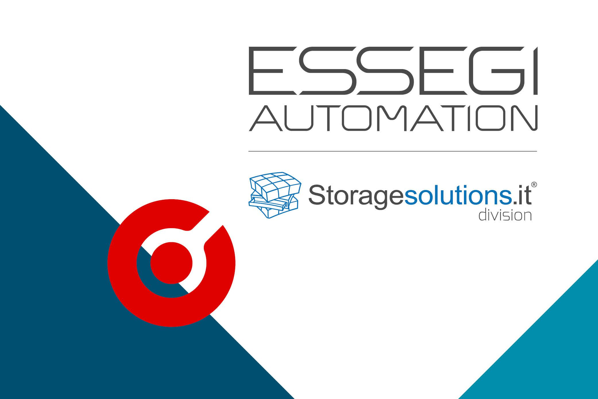 SMD storage is done best with StorageSolutions by Essegi