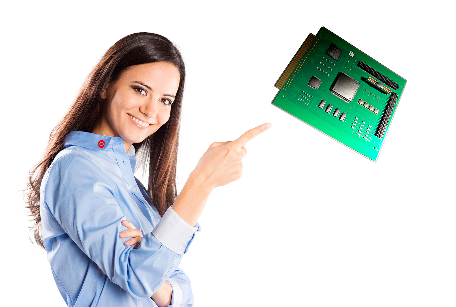 Electronics production coating services for PCB assembly