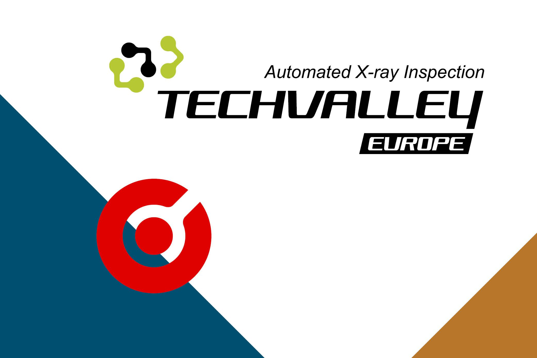 X-ray component counting machinery from Techvalley
