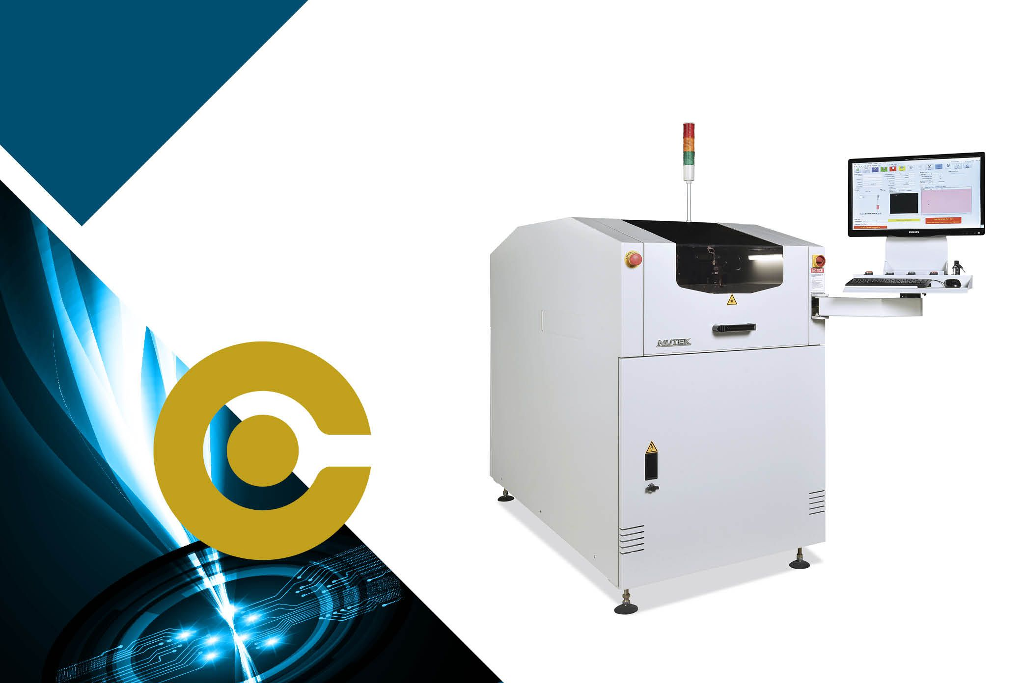 PCB laser engraving machines